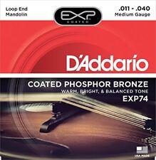 D'addario Exp74 Set Corde Mandolino