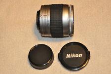 Nikon AF NIKKOR 28-80mm f/3.3-5.6 G Zoom Lens w/front & rear caps