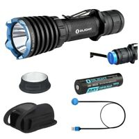 Olight Warrior X 2000 Lumen LED Rechargeable Flashlight, 560-meters Long Throw
