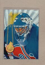 jocelyn thibault quebec nordiques 1994/95 rink collection pinnacle 205