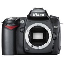 USED Nikon D D90 12.3MP Digital SLR Camera - Black Excellent FREESHIPPING