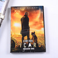 Star Trek Picard Season 1 (DVD 3-Disc 2020) Free Shipping New US seller