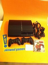 PlayStation 3 Console - System 20GB CECHB01 Backwards Compatible - PS3 Sony