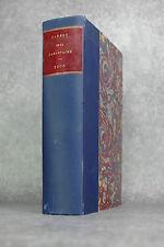 CARNET DE LA SABRETACHE. 1900. HUITIEME VOLUME.