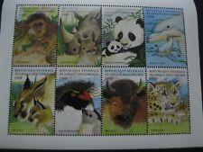 Comoros  1999  wildlife  sheetlet  SCOTT No.857 I201807