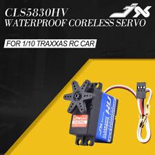 JX CLS5830HV 30KG Full Metal Waterproof Coreless Servo for 1/10 Traxxas RC Car