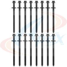 Engine Cylinder Head Bolt Set-VIN: S, DOHC Apex Automobile Parts AHB451