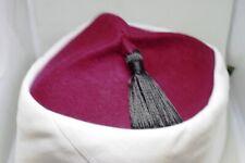 Fez Authentic Azhari Hat,Shiek Emama عمة IMAM Quran ISLAM Qari specialtailor's