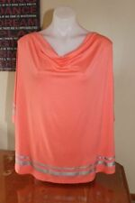 Viscose Batwing, Dolman Sleeve Hand-wash Only Solid Tops & Blouses for Women