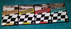 Stock Car Memories 4 DVD Darlington - Southern Daytona 500 Nascar Chevy Racing