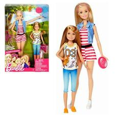 Barbie - Family 2-Pack Dolls Sisters Barbie & Stacie Fun