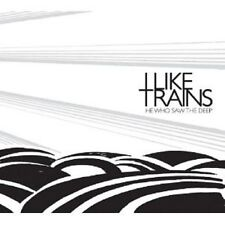 I LIKE TRAINS - HE WHO SAW THE DEEP  CD ROCK ALTERNATIVE NEU