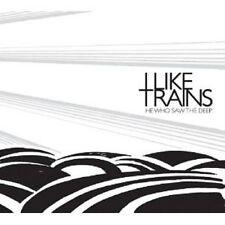 I LIKE TRAINS - HE WHO SAW THE DEEP  CD ROCK ALTERNATIVE NEU