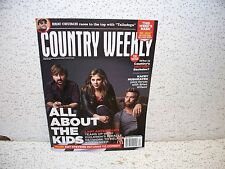 Country Weekly Magazine April 27 2015 Eric Church Lady Antebellum