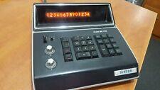 Rare Vintage Retro 1970s calculator Singer Friden 1118 - 14 x Nixie tube display