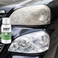 20ML HGKJ Car Lamp Renovation Agent Headlight Refurbishing Auto Light Repair New