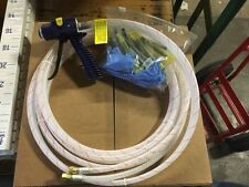 Touch n Seal 15' 2 part foam spray hose and gun kit with nozzles