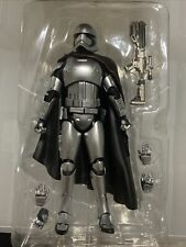 S.H. Figuarts Captain Phasma Star Wars The Force Awakens!! USED