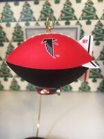 Atlanta Falcons Navidad Hallmark RECUERDO Nfl Fútbol Ornamento Nuevo en caja
