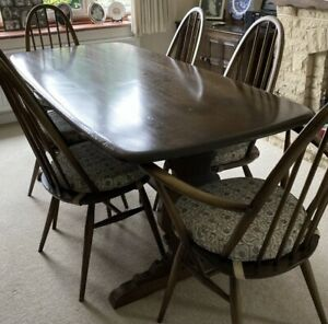 Ercol refectory TABLE 6ft Long - Can Deliver