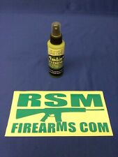 FrogLube Solvent 4 fl oz spray bottle. Total gun cleaning product FREE SHIPPING