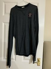 ABERCROMBIE & FITCH Mens Navy Cotton Top - Size XXL *BRAND NEW*
