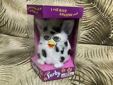 Furby 70-800, Electronic Interactive Toy, 1998, Dalmatian