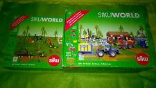 Lot Siku 1:50 World 5601 + 5605