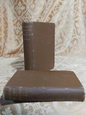 Macaulay's History of England 2 Volume Set Historical English Reference Antique