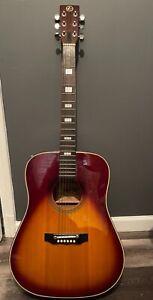Kay acoustic guitar