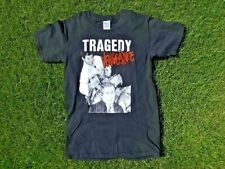 TRAGEDY Japan Tour 2005 Shirt His Hero Gone ashes rise death side integrity