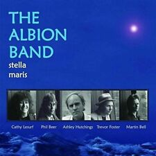 THE ALBION BAND - STELLA MARIS (New & Sealed) CD Reissue