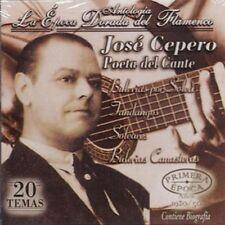 JOSE CEPERO - LA EPOCA DORADA DEL FLAMENCO VOL. 16 [CD]