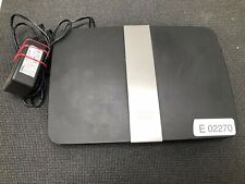 CISCO LINKSYS EA4500 N900 DUAL-BAND WI-FI ROUTER WITH POWER CORD