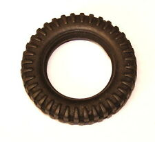 "Meccano Part 142dh Rubber Tyre 1½"""