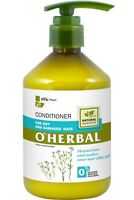 Conditioner for Dry & Damaged hair with flax extract 500ml O'Herbal / 500