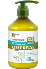 41242 Conditioner for Dry & Damaged hair with flax extract O'Herbal 500ml