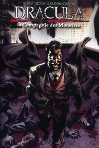 COMICS DRACULA, LA COMPAGNIE DES MONSTRES > TOME 3 / EDITION SOUPLE, FRENCH EYES