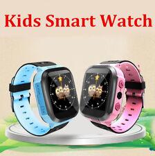 Smart Watch Bracelet Anti-Lost Monitor Tracking Watch Kids Children Waterproof
