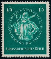 DR 1944, MiNr. 896 I, tadellos postfrisch, gepr. Schlegel, Mi. 100,-