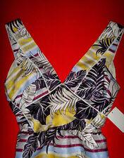 H&M EDLES SEXY BROKAT KLEID PARTY RocKaBilly ROMANTIK BoHo 36 S NEU !! TOP !!