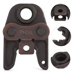 Pressbacken Presszangen Pressbacke mit TH-Kontur 26 mm für Verbundrohr