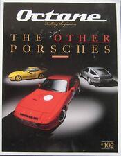 Octane magazine 12/2011 featuring Porsche, Lancia Flaminia, Matra