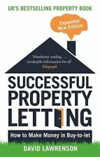 Successful Property Letting: How to Make Money in Buy-to-Let,New Condition