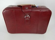 Vintage American Tourister Carry Luggage Never Used 14 x 21 Lock and Key