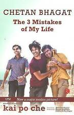 The Three Mistakes of My Life, Chetan Bhagat, Very Good Book