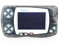 JUNK WONDERSWAN Color Console System WSC-001 CRYSTAL BLACK Not working 2559 ws