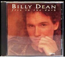 Fire in the Dark by Billy Dean (CD, Jan-1993, EMI-Capitol Special Markets)