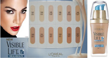 L'OREAL VISIBLE LIFT SERUM ABSOLUTE AGE REVERSING FOUNDATION NEW SEALED SELECT 1
