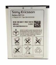 SONY ERICSSON AKKU BST-33 Aino Satio Spiro C901 K800i K810i W880i W890i